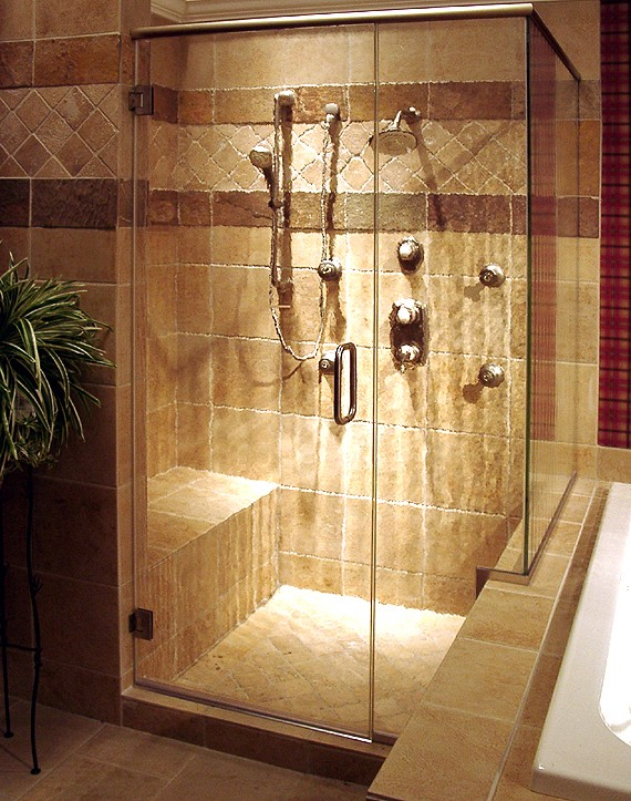 Custom Shower Doors Amp Mirrors The Glass Shop Ca The