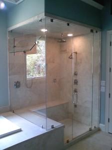 Unit with in-panel steam vent - Binswanger Glass #83 Austin